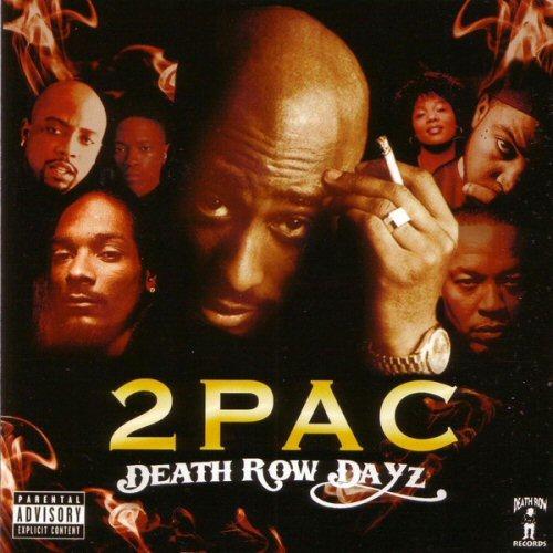 2PAC - Death Row Dayz - CD