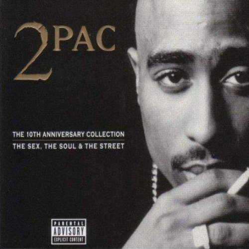 2PAC - The 10th Anniversary Collection (The Sex, The Soul & The Street) - CD x 3