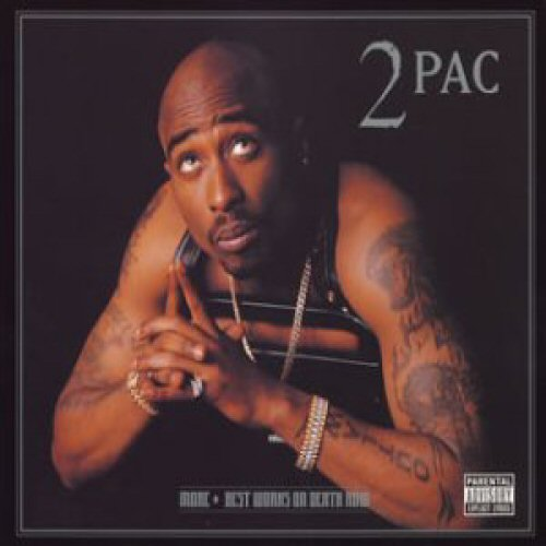 2PAC - More + Best Works On Death Row - CD