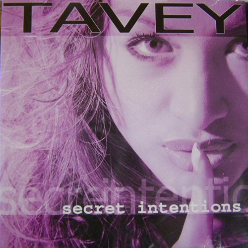 TAVEY - Secret Intentions - CD single