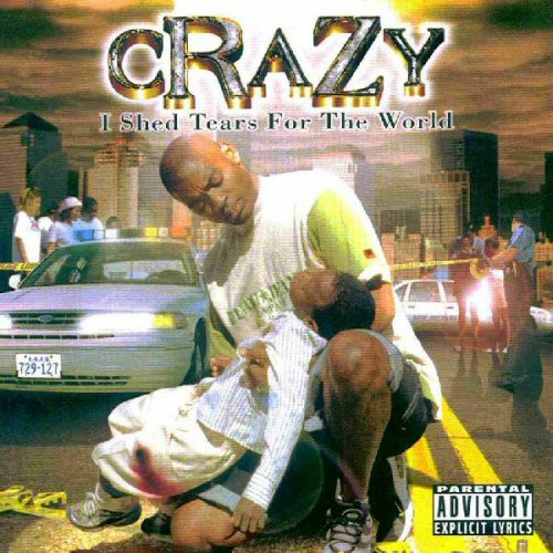 CRAZY - I Shed Tears For The World - CD
