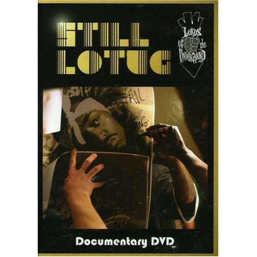 LORDS OF THE UNDERGROUND - Still L.O.T.U.G. - DVD