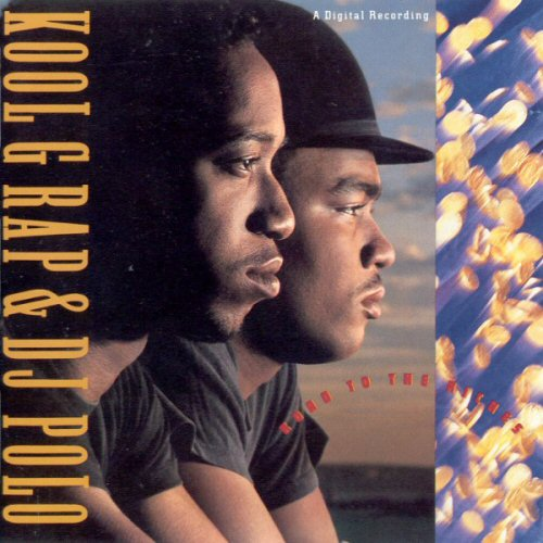 KOOL G RAP AND DJ POLO - Road To The Riches - CD