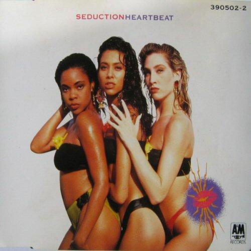 SEDUCTION - Heartbeat - CD single