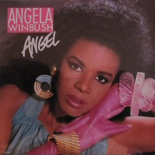 ANGELA WINBUSH - Angel (NTSC) - CD Video