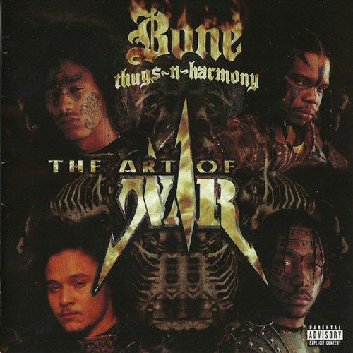 BONE THUGS-N-HARMONY - The Art Of War (Disc 2 Only) - CD