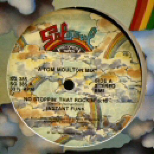 Instant Funk - No Stoppin' That Rockin' Album