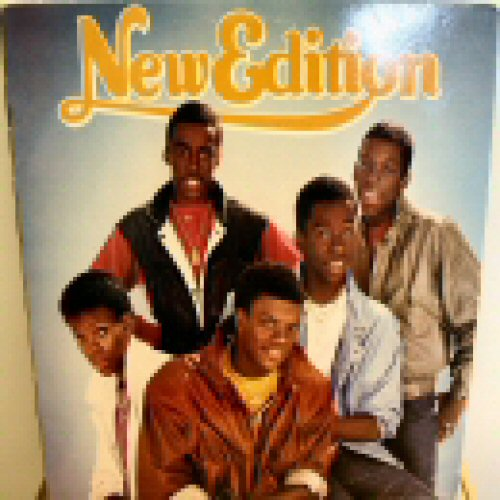New Edition - New Edition LP