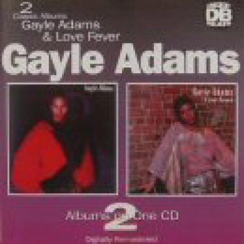 GAYLE ADAMS - Gayle Adams / Love Fever - CD